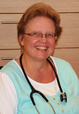 Claudia Scholz, Fachärztin für Allgemeinmedizin