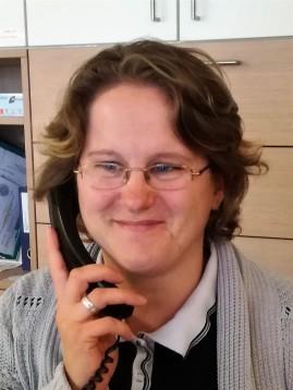 Astrid Schulz, Medizinische Fachangestellte