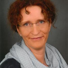 Sandy Baumgarten, Ärztin in der Ausbildung zur Fachärztin für Allgemeinmedizin